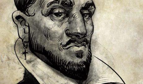 Франческо Антонио Маттей фехтование