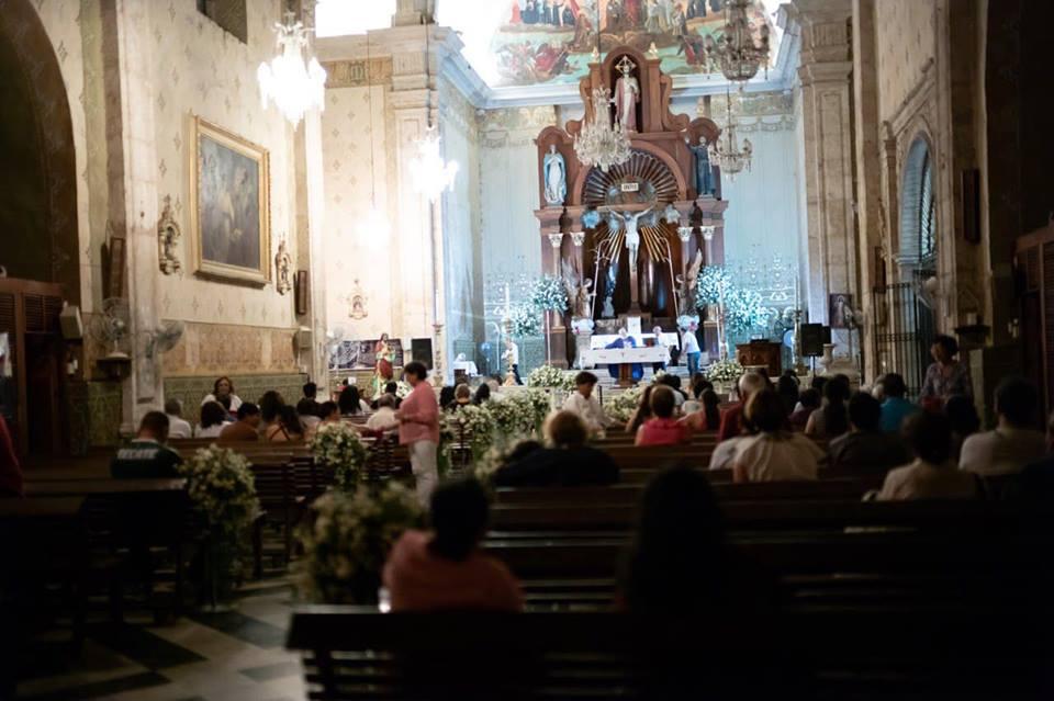 Храм Ордена Иисуса Христа в Мериде 1