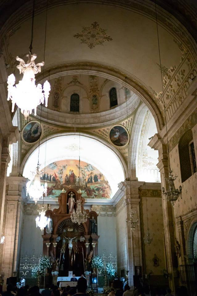 Храм Ордена Иисуса Христа в Мериде 2