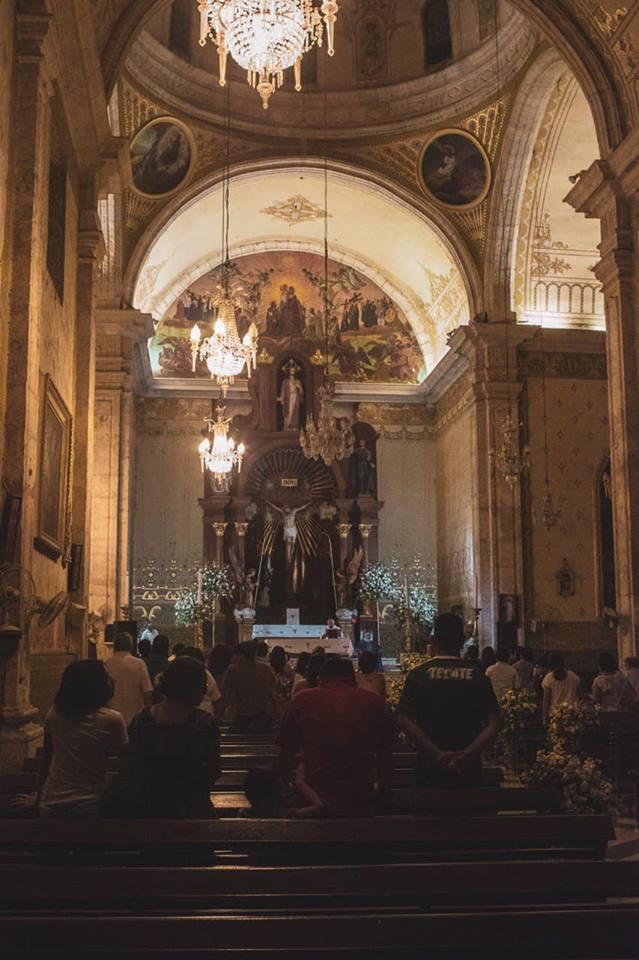 Храм Ордена Иисуса Христа в Мериде 3
