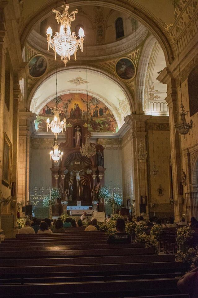 Храм Ордена Иисуса Христа в Мериде 8