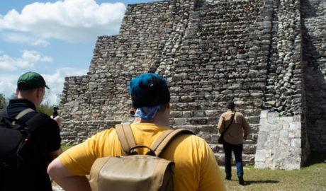 Мексиканский Майяпан - тренировочный центр воинской подготовки 4