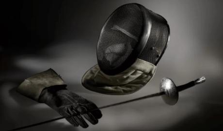 экипировка в тренировках фехтование