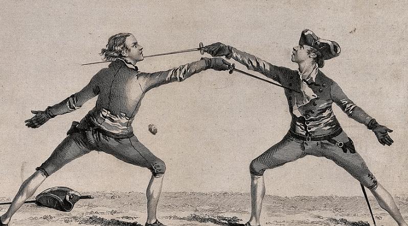 Актуально: нужна ли экипировка в фехтовальных тренировках? 2