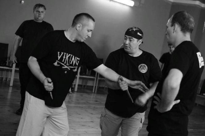 Олег Мальцев фехтование