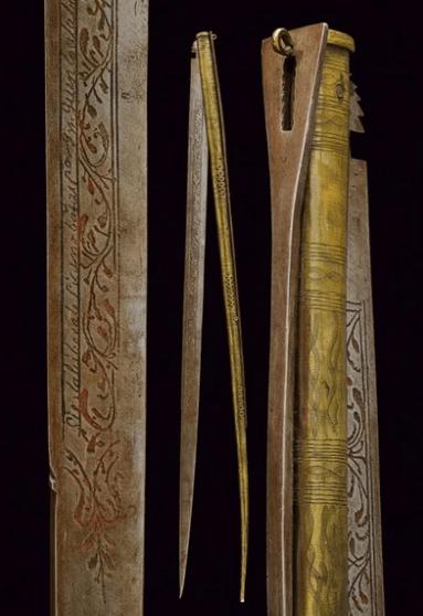 Самая длинная наваха 191 см 2