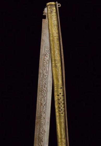 Самая длинная наваха 191 см 3