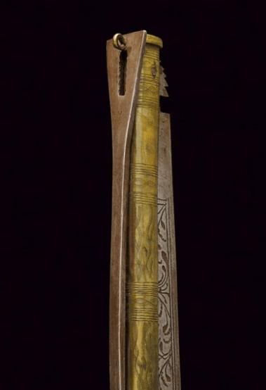 Самая длинная наваха 191 см 4