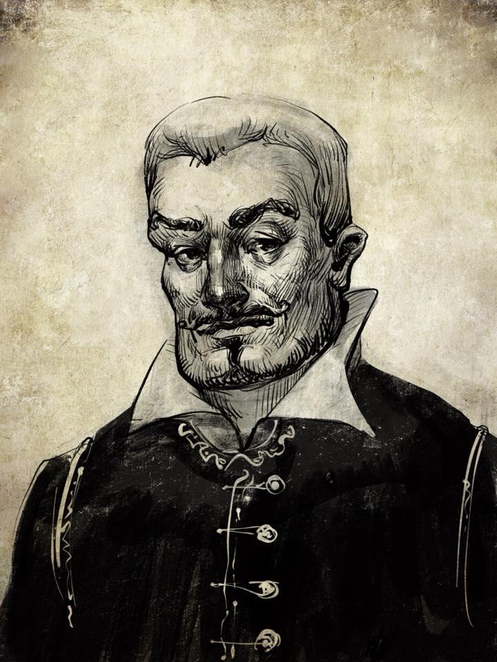 Франческо Виллардита фехтование