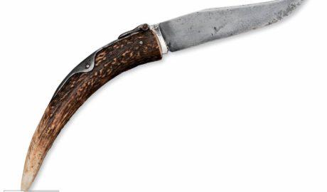 Knife - Navaja (1900-1999) наваха фехтование дестреза