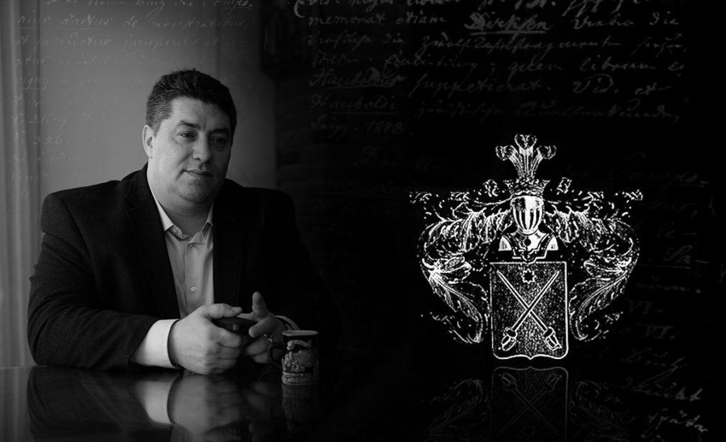 Поздравляем профессора Дестрезы Олега Мальцева 1