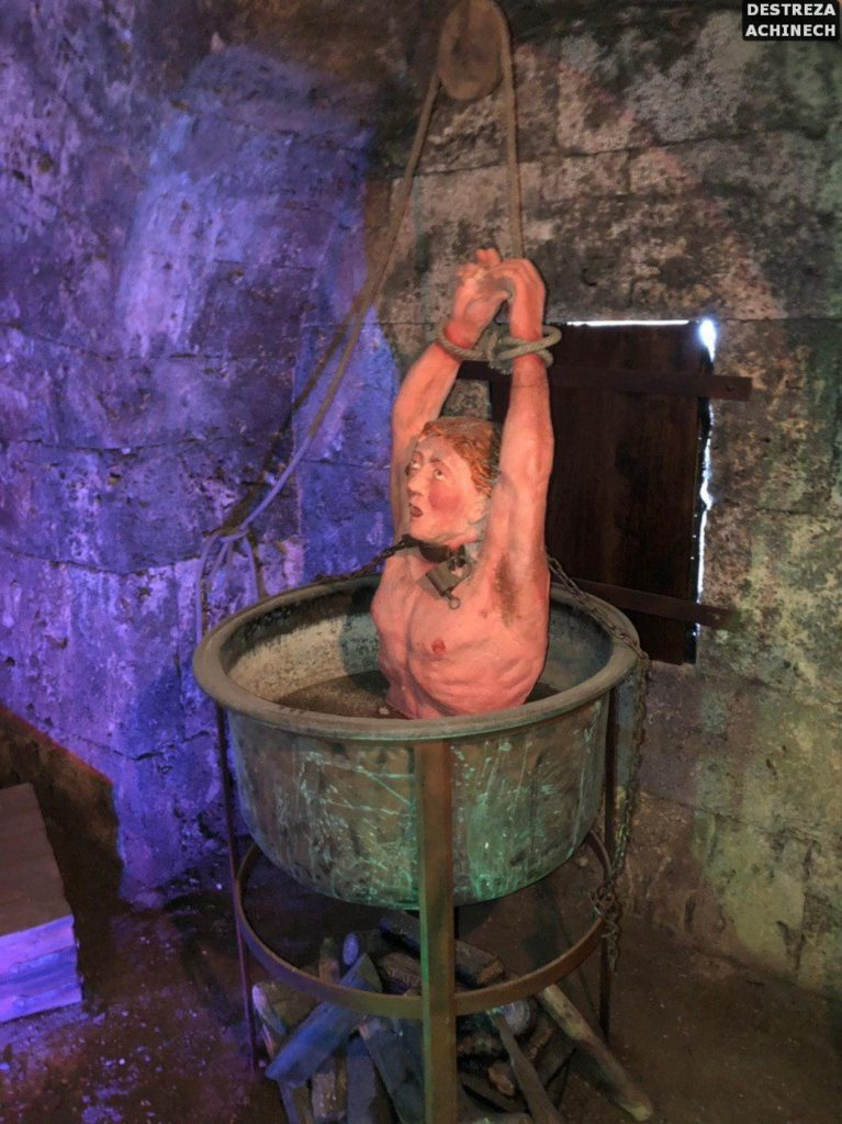 Музей пыток. Вена, Австрия 22