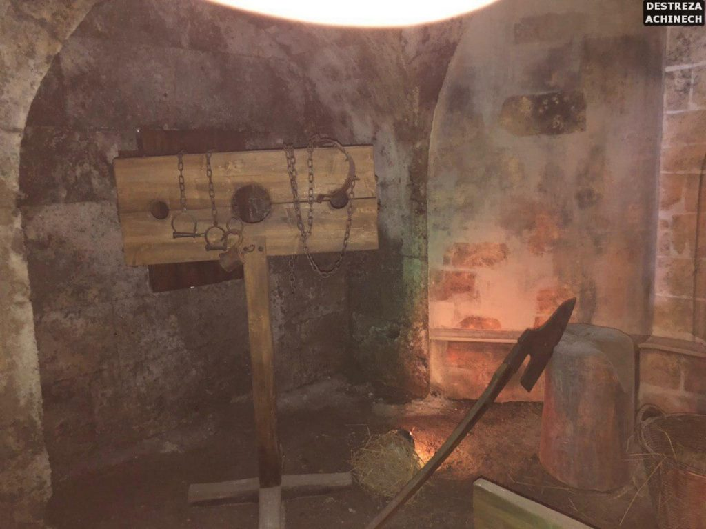 Музей пыток. Вена, Австрия 28