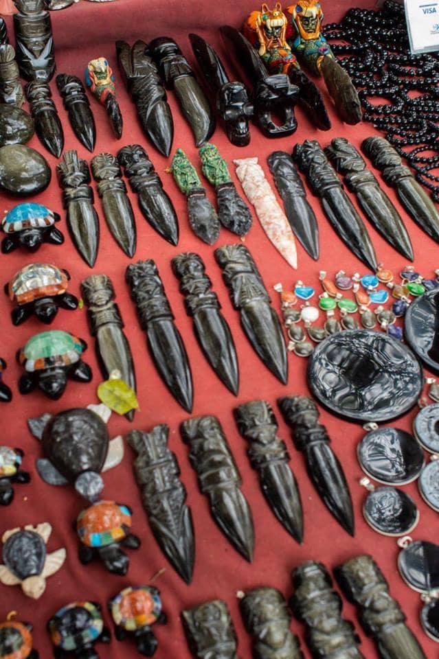 каменный нож, рынок Мексика, Юкотан