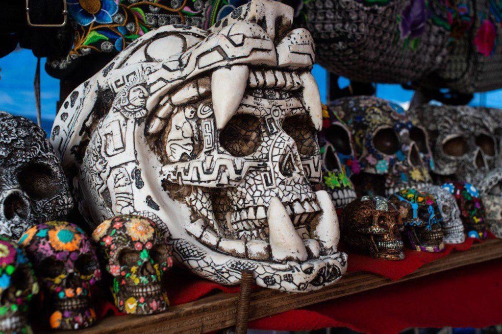 ягуар символ воина в Мексике