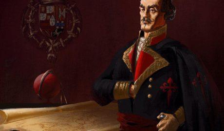 Франческо Лоренс де Рада, мастер дестреза фехтование мексика