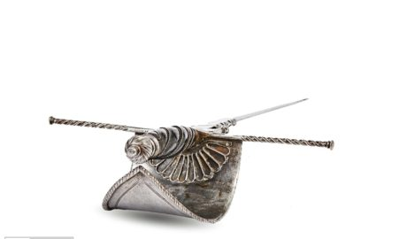 Дага - леворучный кинжал. Испания, 1700-1730