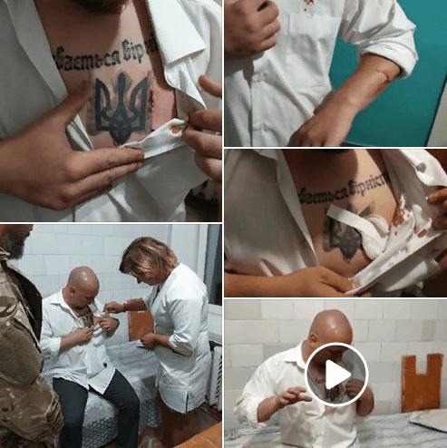 Кандидата в нардепы ранили ножом в грудь