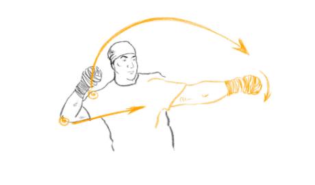 Испанский кулачный бой - следствие работы с ножом