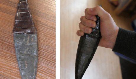 Как использовать каменный нож сегодня? 1