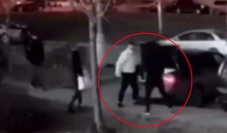 Хулиганы толпой избили бойца ММА в Москве